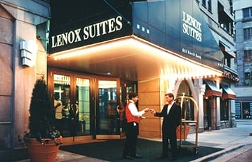 In 1987, The Hayman Company converted Chicago's Croydon Hotel into the 320-suite luxury Lenox House.