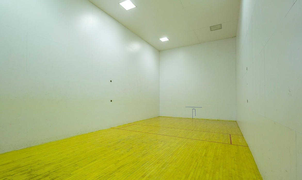 For you racquetball fans out there, we've got you covered at Fairlane Meadow Apartments in Dearborn, MI, with our very own racquetball court!