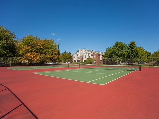 With full-sized tennis courts, a beautiful sparkling swimming pool, and more at Fairlane Meadow Apartments - you'll love to call our luxury apartment community home!
