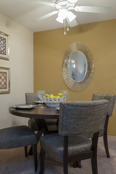We have floor plan options to suit just about anyone's needs at Diamond Forest Apartments.