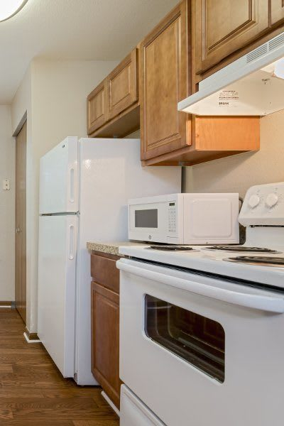 We have floor plan options to suit just about anyone's needs at Monticello Apartments.