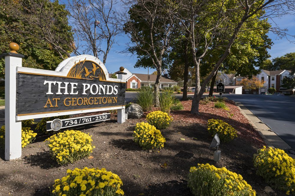 Welcome to Ponds at Georgetown Apartments in Ann Arbor, MI