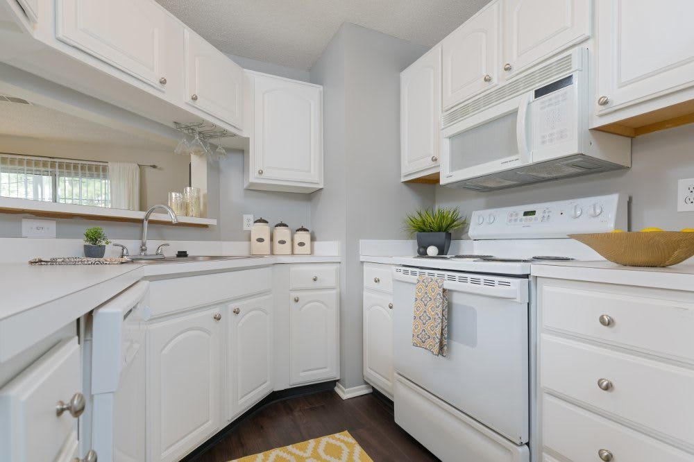 Kitchen at Sturbridge Square Apartments