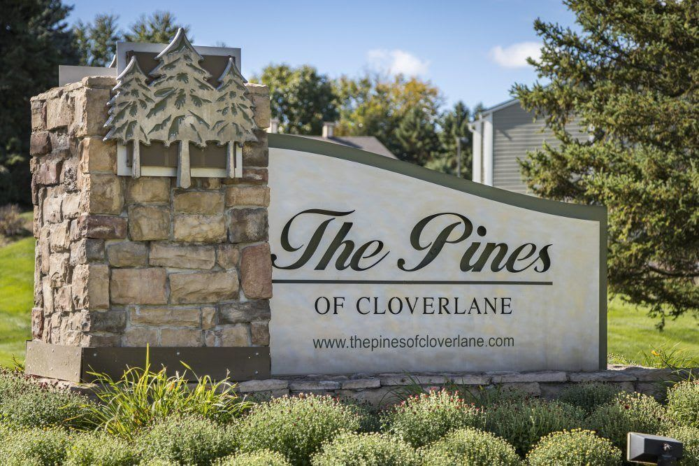 Welcome to The Pines of Cloverlane Apartments in Ypsilanti, MI