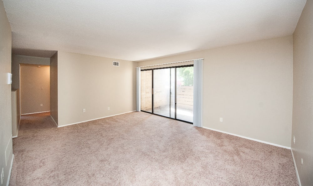 Our floor plans at Hawthorne Hills Apartments are spacious and open.