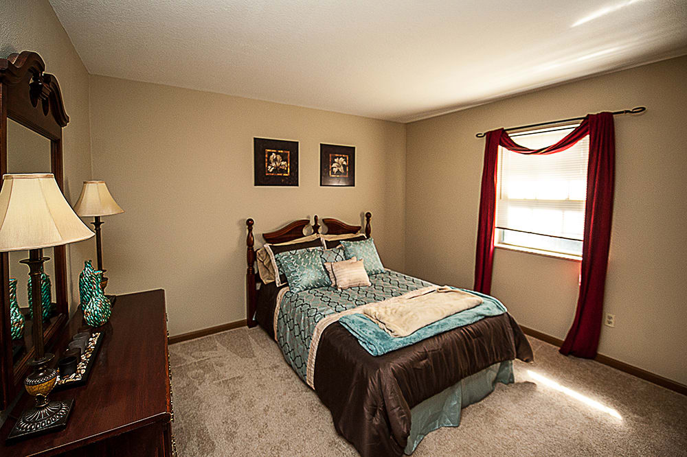 Schedule a tour today to learn more about Spring Hollow Apartments
