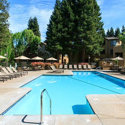 Pool at Shadow Creek Apartment Homes