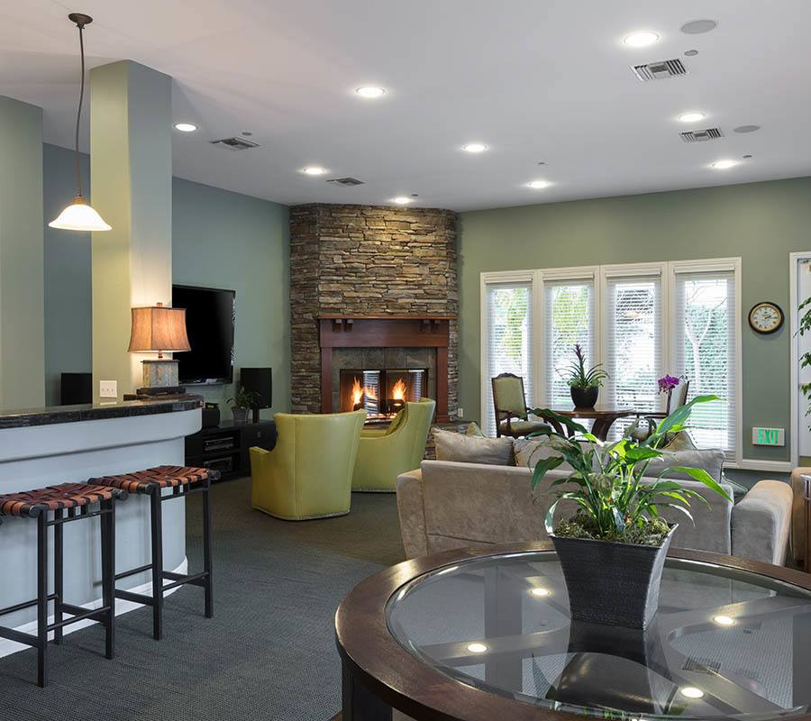 Modern community amenities for the apartments for rent in San Jose