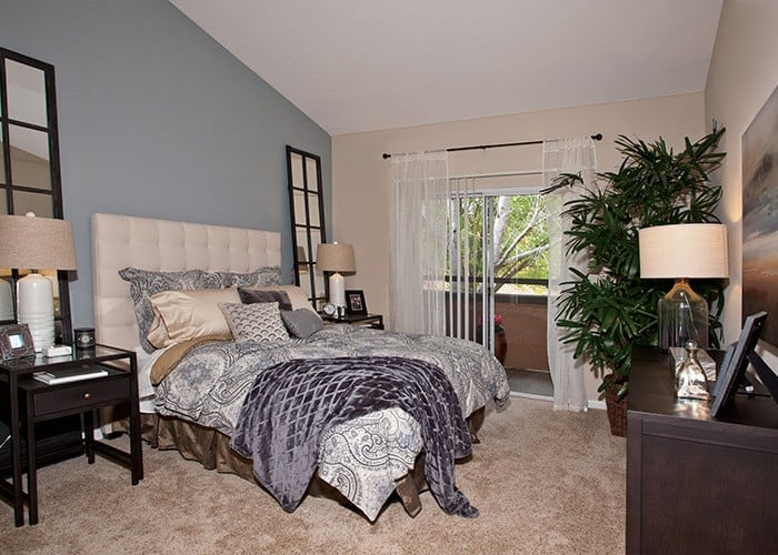 Our Sacramento, CA apartments include spacious bedrooms
