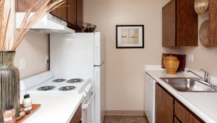 Kitchen at Lincoln Glen