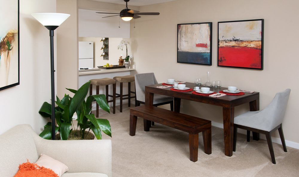 Luxurious apartment homes at Countrywood