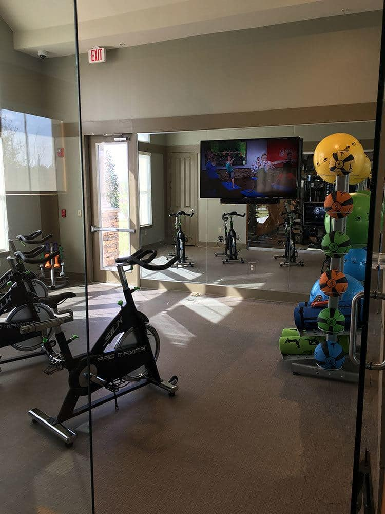 Fitness Center at Arbours at Crown Point in Ocoee, FL