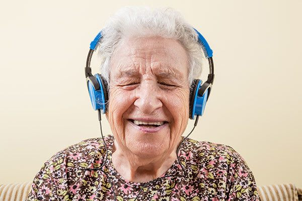 Meadowbrook Memory Care Community's Music and Memories program helps seniors with memory loss and dementia