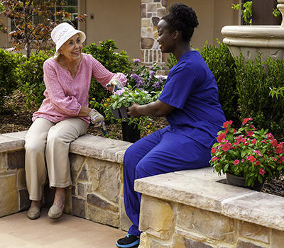 Memory Care at Saddle Brook