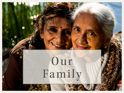 Amber Creek's family of senior care providers