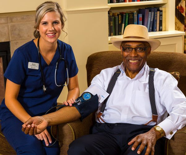 Diabetic management programs at Amber Creek Memory Care Community in Scottsdale