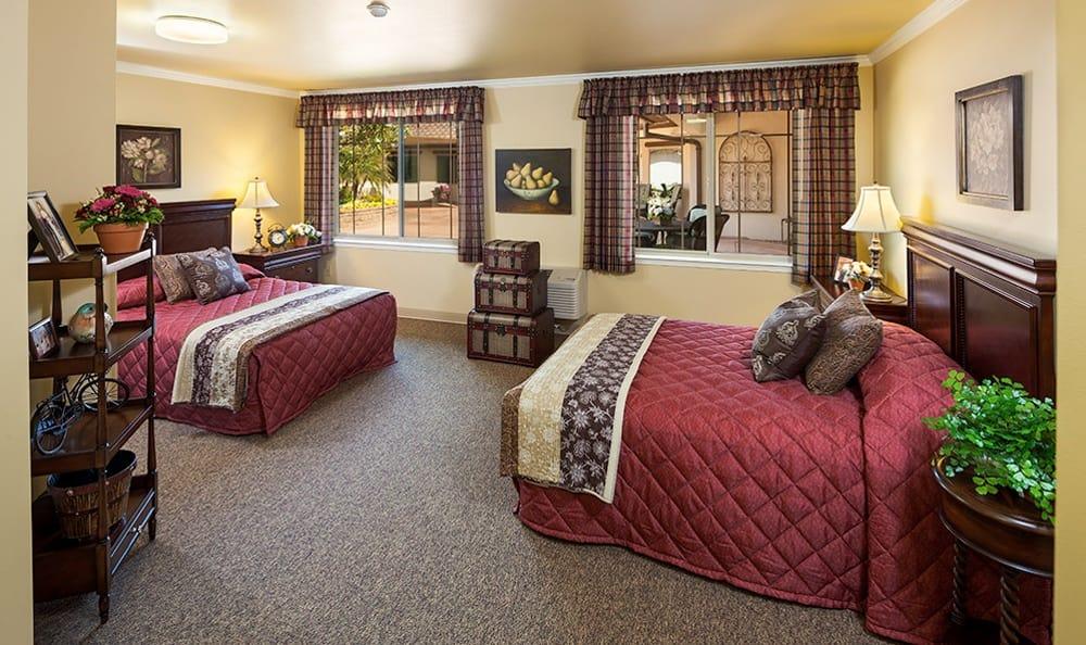 Bedroom memory care in chandler arizona