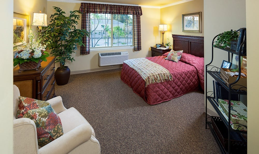 Private suite chandler az memory care