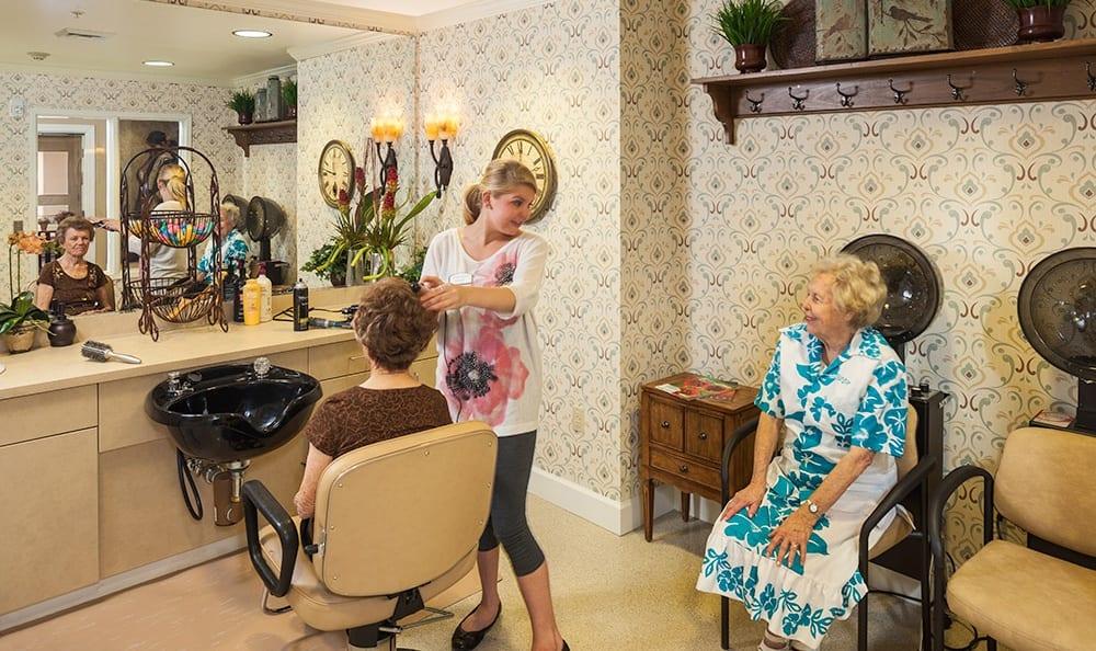 Salon chandler az memory care