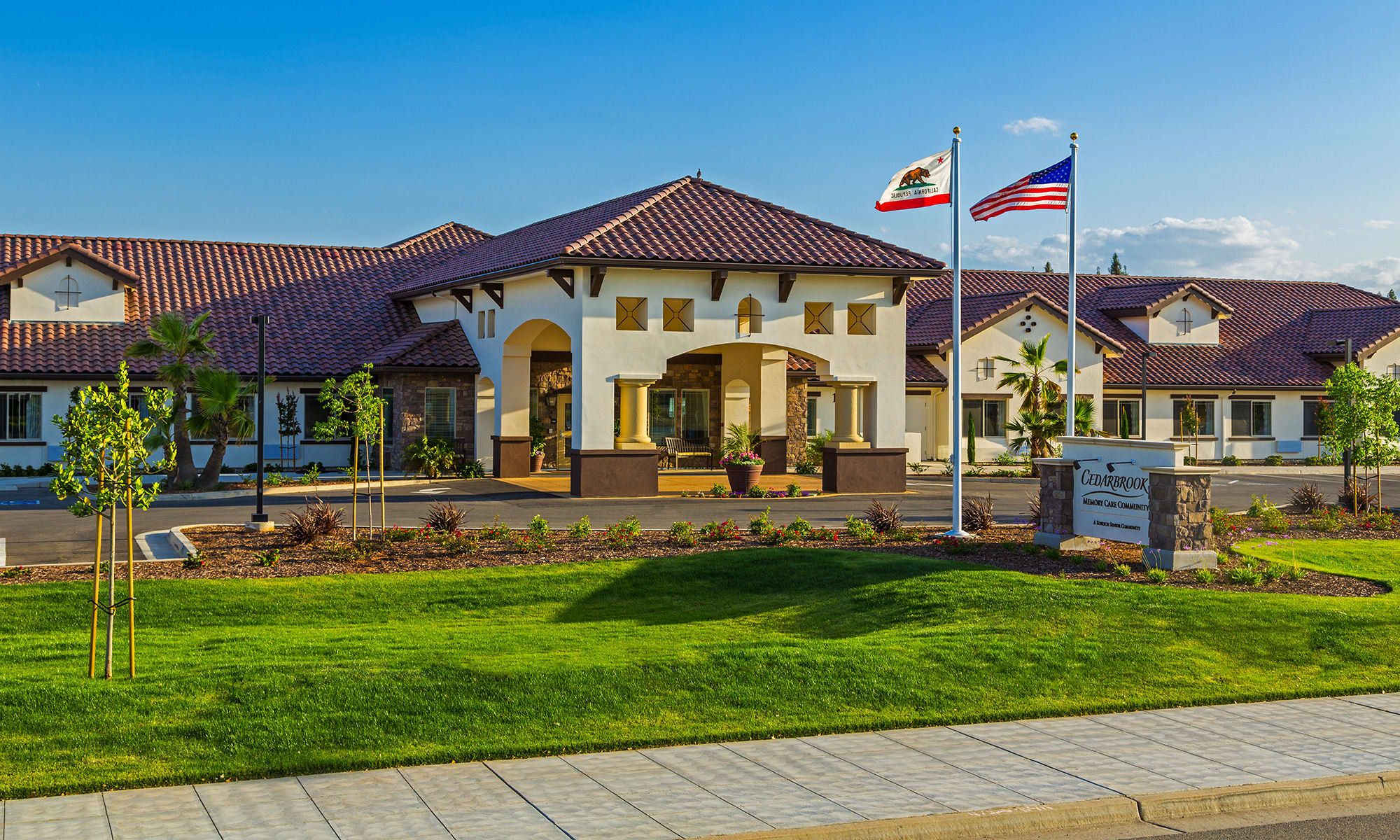 Senior living in Fresno, CA