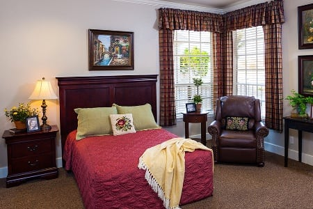 Apartments At Senior Living In Victorville