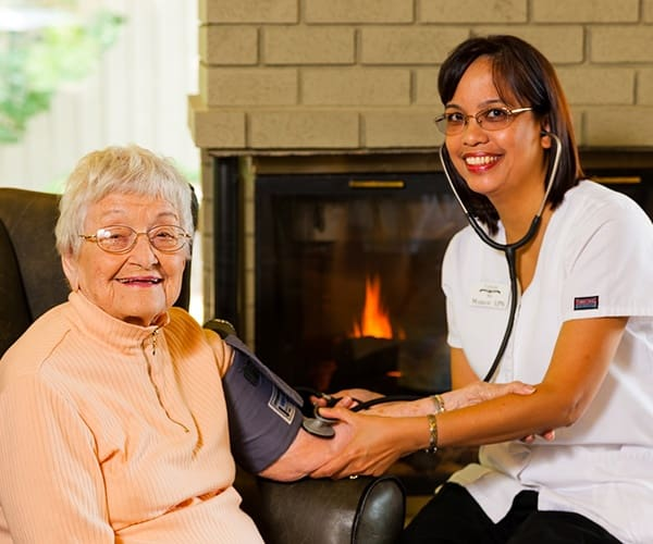 Diabetic management programs at Sterling Inn Independent & Assisted Living Community in Victorville