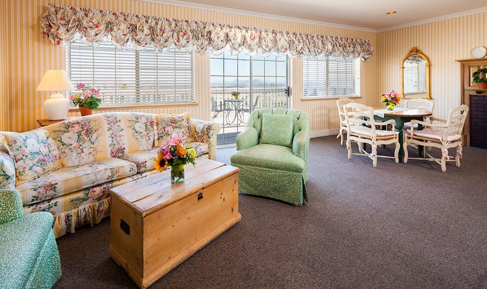 A cozy environment at our Victorville senior living community