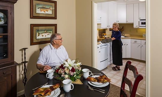 Independent living at Sterling Inn