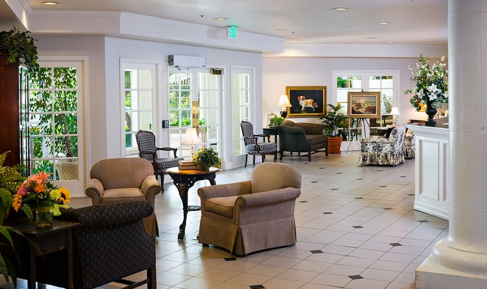 Spacious rooms at our senior living community in Victorville