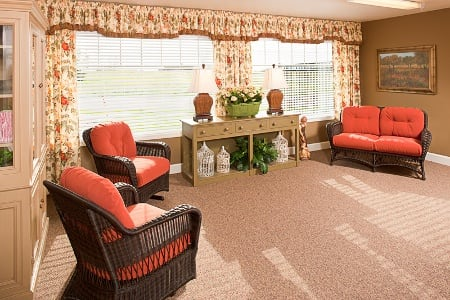 Apartments At Senior Living Community In Coeur D Alene