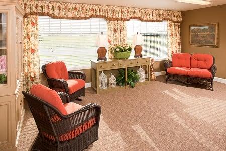 Apartments At Senior Living Community In Coeur D Alene