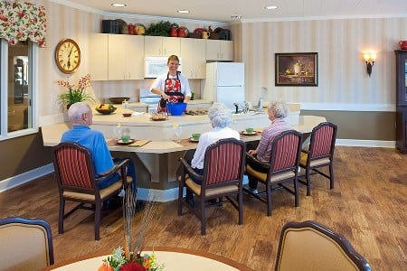 Chef At Billings Montana Memory Care Community