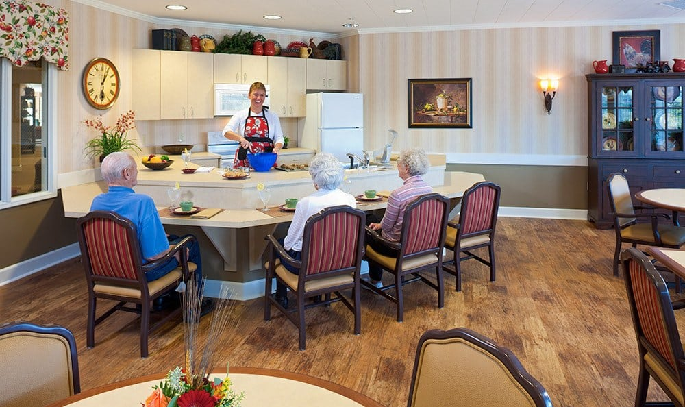 Chef At Billings Montana Memory Care
