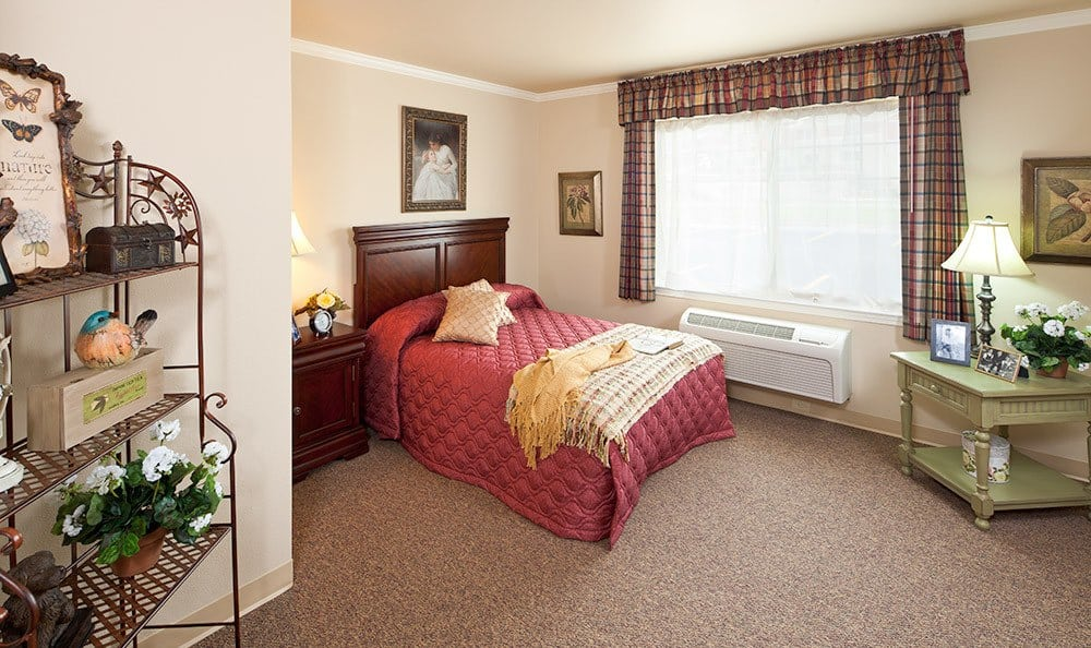 Private Suite Billings Montana Memory Care