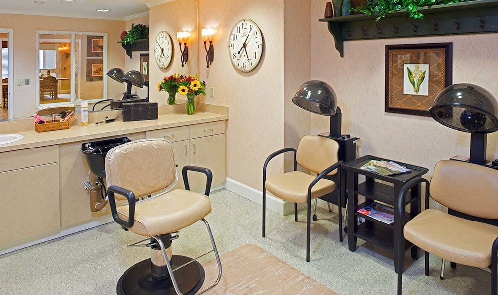 Salon At Billings Mt Memory Care