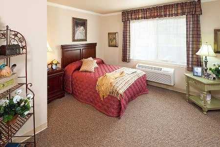 Bozeman Mt Memory Care Community Private Suite