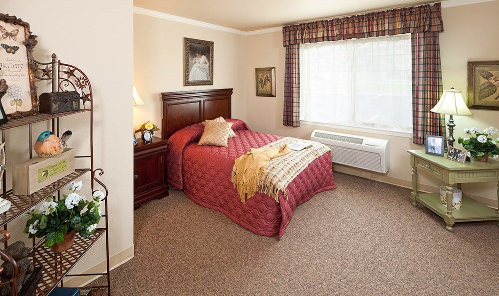Bozeman Mt Memory Care Private Suite