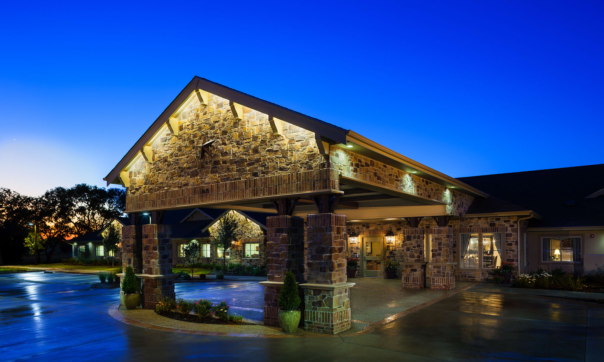Senior living in Plano, TX