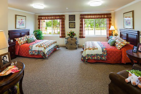 Luxury Bedroom Arlington Tx Memory Care Community