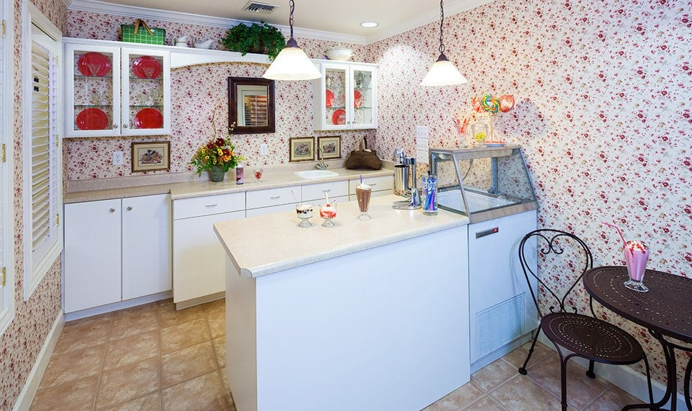 Kitchen Vancouver Washington Memory Care
