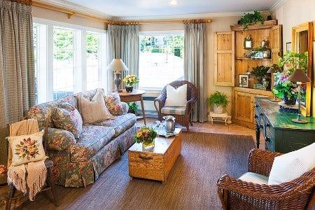 Vancouver Wa Memory Care Community Living Room