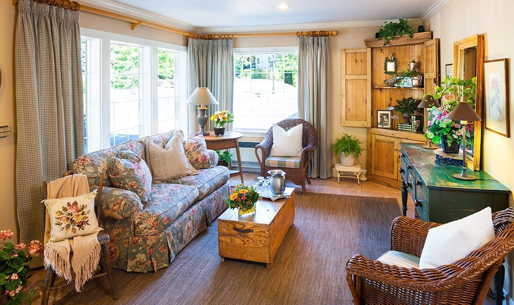 Vancouver Wa Memory Care Living Room