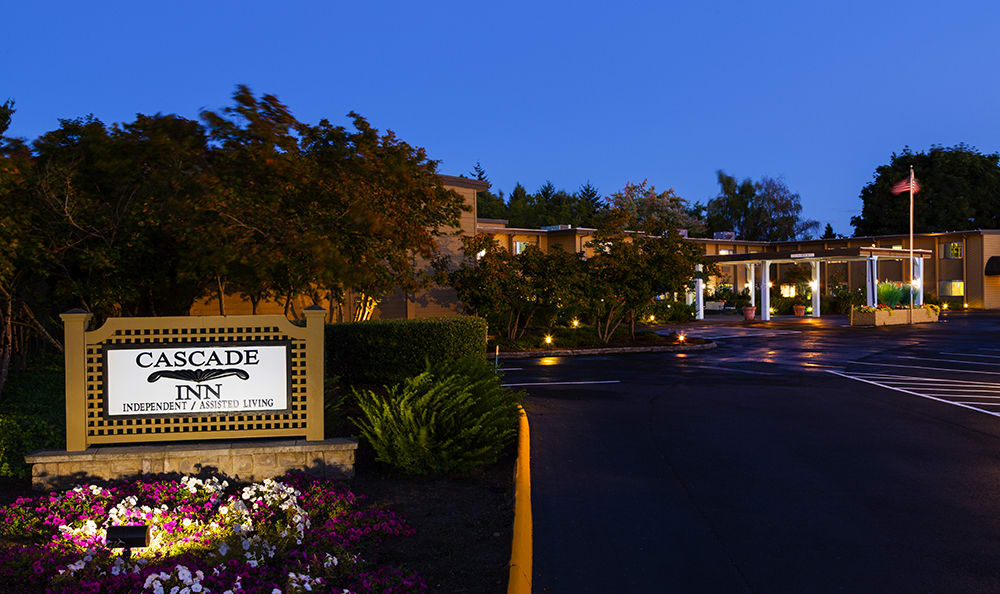 Evening At Our Vancouver Senior Living Community