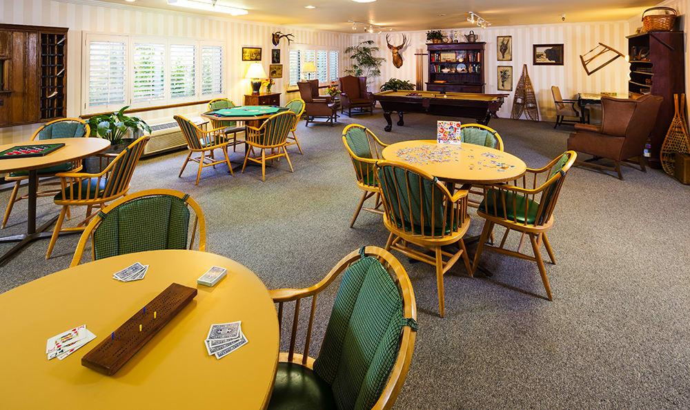 Fine Dining At Our Vancouver Senior Living Community