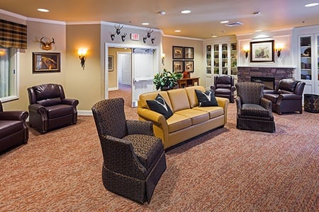 Cozy At Our Vancouver Memory Care Community