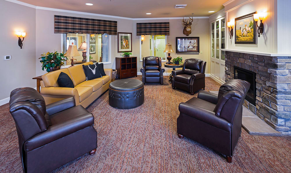 The senior living facility in Vancouver, WA, will keep you or your loved one social within the community.