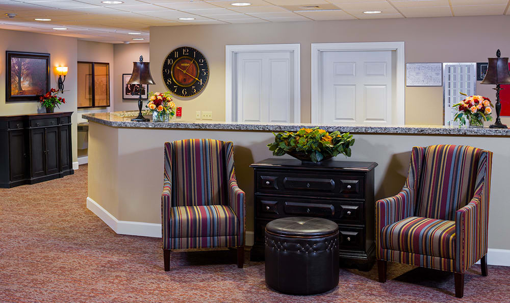 The senior living facility in Vancouver, WA, will surpass your expectations.