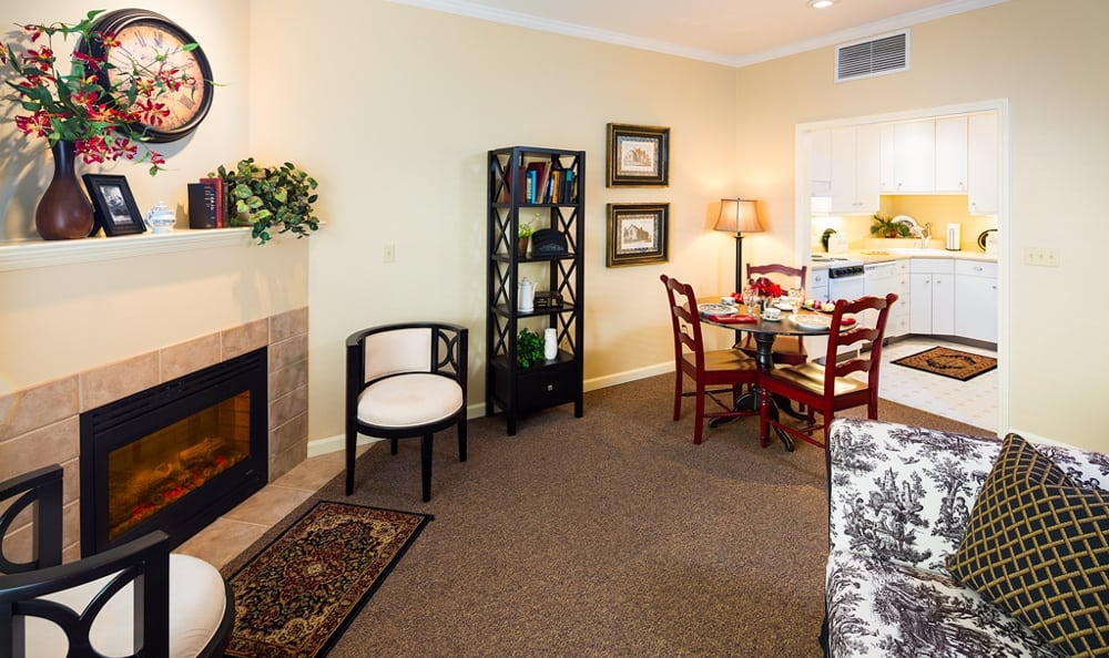 Apartment At Our Longview Senior Living Community
