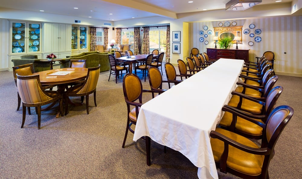 Dining At Our Longview Senior Living Community