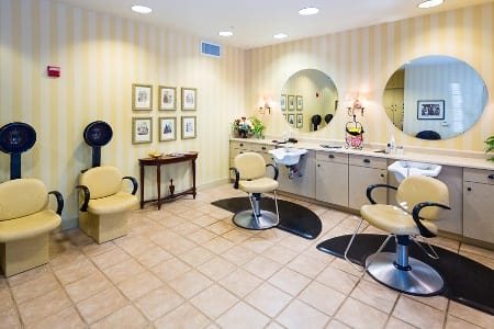 Salon At Our Longview Senior Community